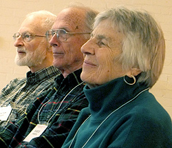 Central Vermont OLLI Members Listening to a Lecture