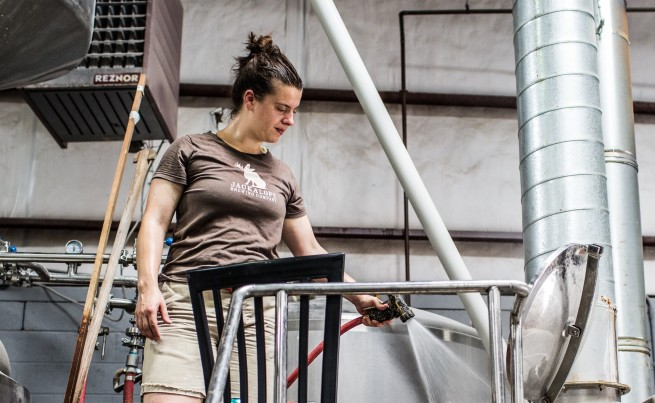 Women in Craft Beer: Bailey Spaulding on Opening a Brewery