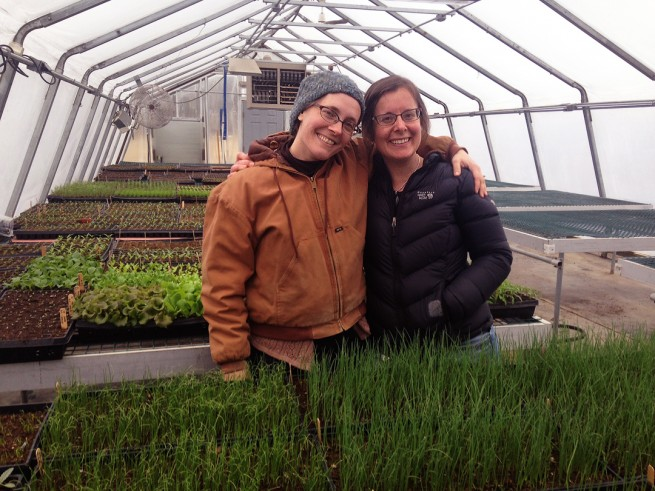 Meet UVM's Farmer Training Dream Team