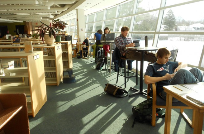 The Library Media Specialist is Reinventing School Libraries for Today's Learner