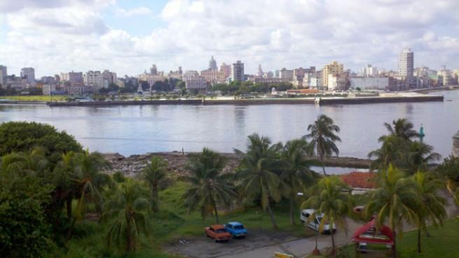 Skyline in Cuba